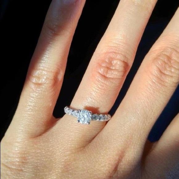 Jewelry 1 Carat Diamond Ring Poshmark